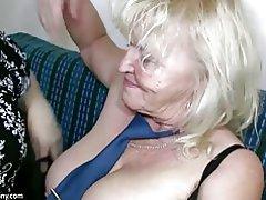OldNanny ώριμη με μεγάλα βυζιά αυνανίζομαι με παχουλός γιαγιά